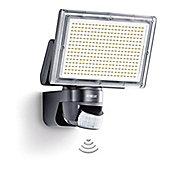 Steinel XLED Home 3 Sensor-switched LED Floodlight - Black
