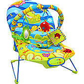 Bebe Style Ocean World Baby Bouncer with Music & Vibration