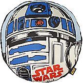 Star Wars R2-D2 Shaped Cushion