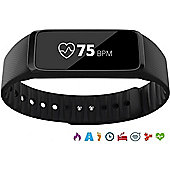 Hi-Tec Trek Plus Activity Tracker Heart rate monitoring Smartphone notifications Activity tracking Sleep monitoring Connect to friends 55015