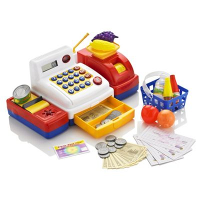KiddyPlay Full Function Cash Register