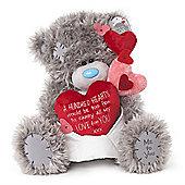 Me to You Tatty Teddy a Hundered hearts