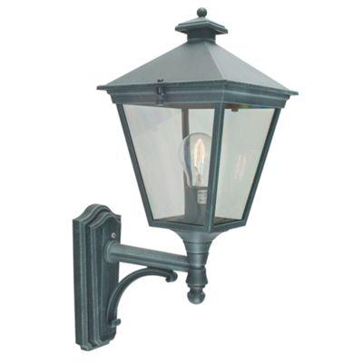 Verdi Up Wall Lantern - 1 x 100W E27