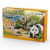 Schleich 97433 Wild Life Advent 2017 Calendar