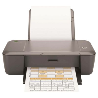 Hewlett-Packard Deskjet 1000 Printer