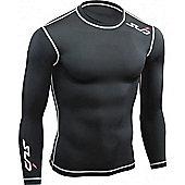 Sub Sports Dual Long Sleeve Top - Black