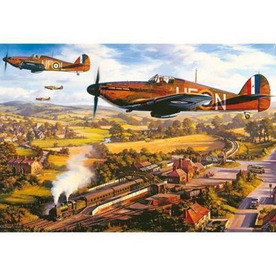 Tangmere Hurricanes - 500pc Puzzle