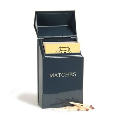 Garden Trading - Match Box - Slate