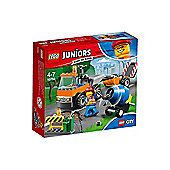 Lego Juniors City & Friends Road Repair Truck 10750