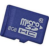 HP 8 GB microSDHC