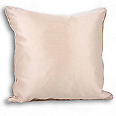 Riva Home Fiji Faux Silk Cream Cushion Cover - 45x45cm