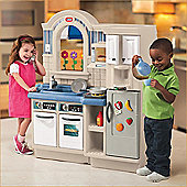 Little Tikes Inside/Outside Cook 'n' Grill Kitchen