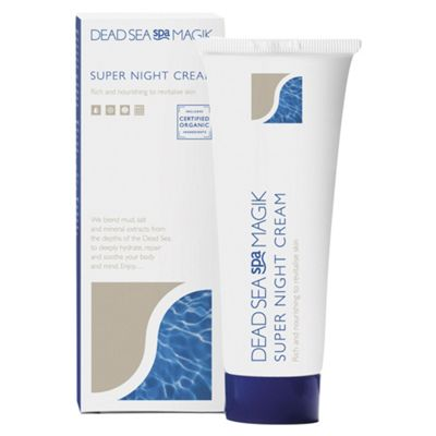Dead Sea Spa Magik Super Night Cream 75ml