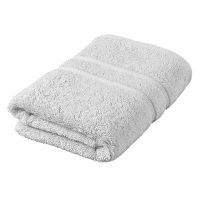 Tesco Face Cloth White