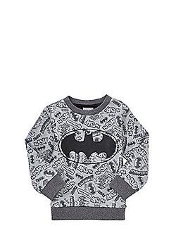 DC Comics Batman Sweatshirt - Grey