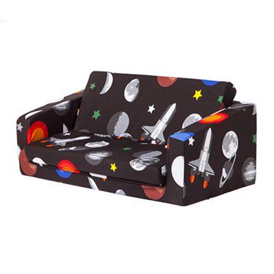 Galaxy Kids Folding Sofa Bed Futon