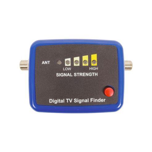Aerial Signal Strength Meter