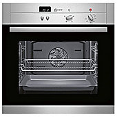Neff CircoTherm® B12S22N3GB   Stainless Steel Built-in Single Electric Fan Oven