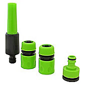 Parkland Garden Hose Spray Nozzle Starter Set