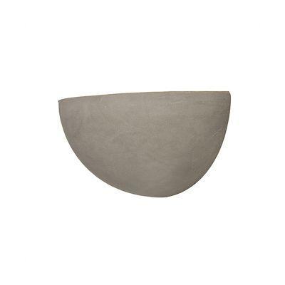 Soprana Solid Wall Light Concrete Max. 60W Modern Design