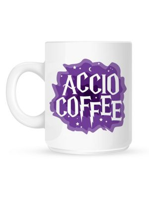 Accio Coffee 10oz Ceramic Mug
