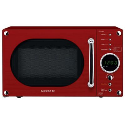 Buy Daewoo KOR6N9RR Touch Control Microwave from our Standard ...