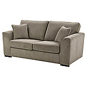 Boston Sofa Bed, Grey Waffle Cord