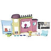 Littlest Pet Shop Pawristas Café