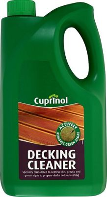 Cuprinol Decking Cleaner - 2.5 Litre