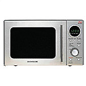 Daewoo KOG3000SL 20 Litre 800W Touch Control Microwave and Grill - Stainless Steel