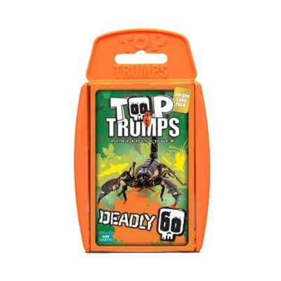 Top Trumps Deadly 60