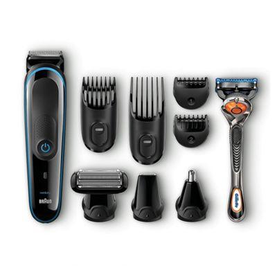 Braun MGK3080 Multi Grooming Kit - Black & Blue