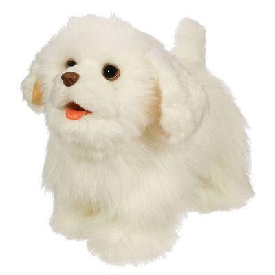 FurReal Friends Walkin' Puppies Cream Spaniel
