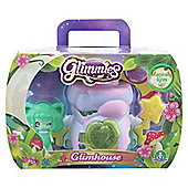 Glimmies Small Glimhouse and Green Glimmie