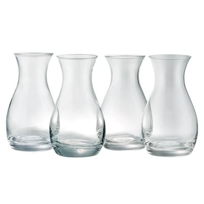 Artland Bar Multi Use Snacker Server Vase Set 4 Piece