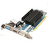 Sapphire Radeon HD 6450 Graphic Card - 625 MHz Core - 2 GB DDR3 SDRAM - PCI Express 2.0 x16 - Low-profile - Single Slot Space Required