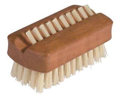 Redecker Pearwood Travelling Nail Brush 621040