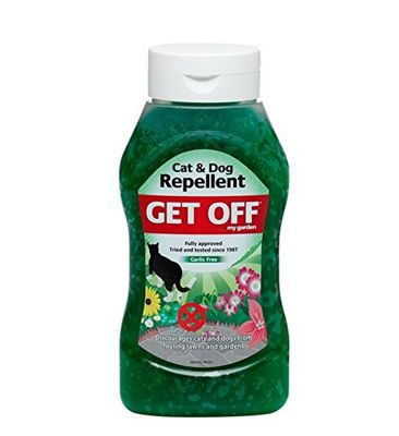 Get Off Scatter Garden Crystals - Dog and Cat Repellent Crystals 460g