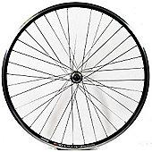 Wilkinson 700C Rear Alloy Narrow Section Q/R Wheel - Black
