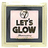 W7 Lets Glow Illuminating Pressed Face Powder