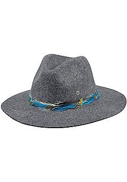 Barts Ladies Alexia Brimmed Hat - Grey