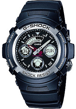 Casio AW590-1A G-Shock Watch