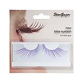 Stargazer False Feather Eyelashes No.56 Extra Long Purple