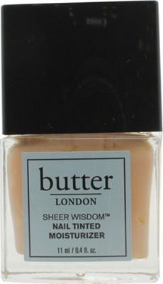Butter London Sheer Wisdom Nail Tinted Moisturizer 11ml - Fair