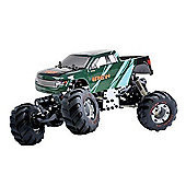 Ftx Ibex 1/24 Mini Crawler Ready-to-run - Green/black Item# FTX5501GN