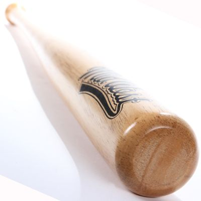 Midwest Slugger Natural Wood Baseball Bat in 34