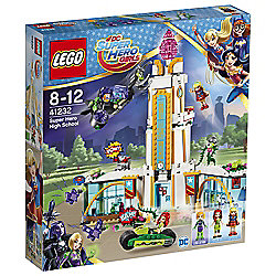 LEGO DC Super Hero Girls Super Hero High School 41232