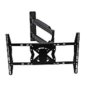 Black Universal Swing Arm TV Wall Bracket For 32 inch - 63 inch TVs