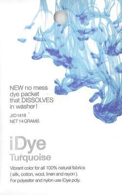 iDye - Turquoise