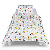 Jungle Toddler Bedding Set